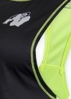 czarno-zielona